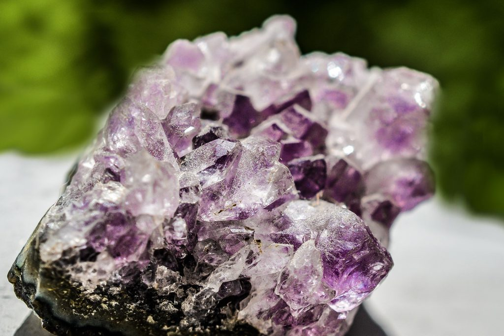 Element Mineral - Amethyst