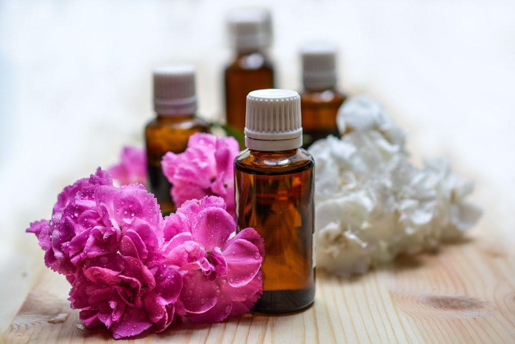 Feng Shui Badezimmer Massageöl
