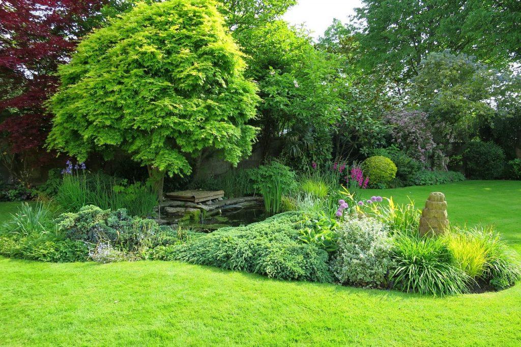 Feng Shui Gartengestaltung - Feng Shui Beratung Annette Büchner