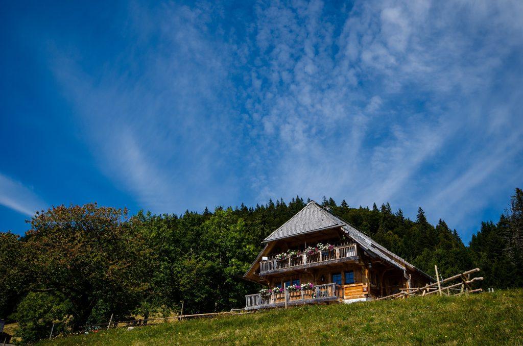 Was ist Feng Shui - Schwarzwaldhaus