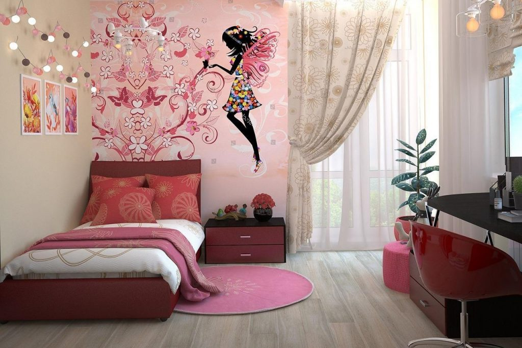 Feng Shui im Kinderzimmer - Feng Shui Raumgestaltung für Mädchen