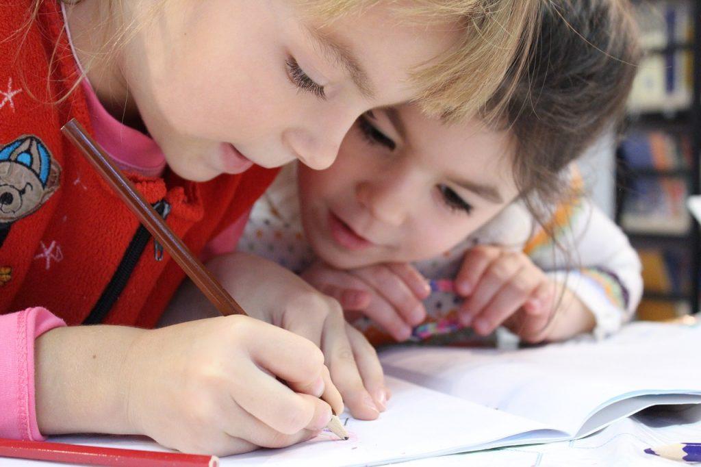 Feng Shui im Kinderzimmer fördert die Konzentration