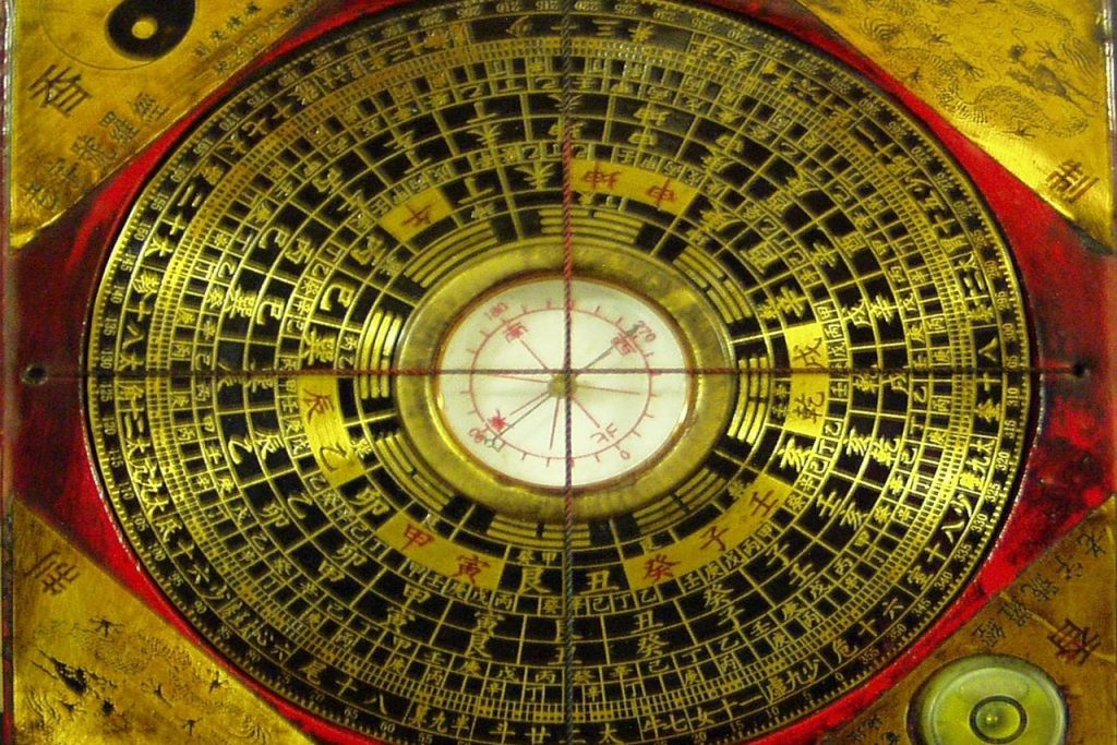 Chinesischer Kompass - Lo Pan