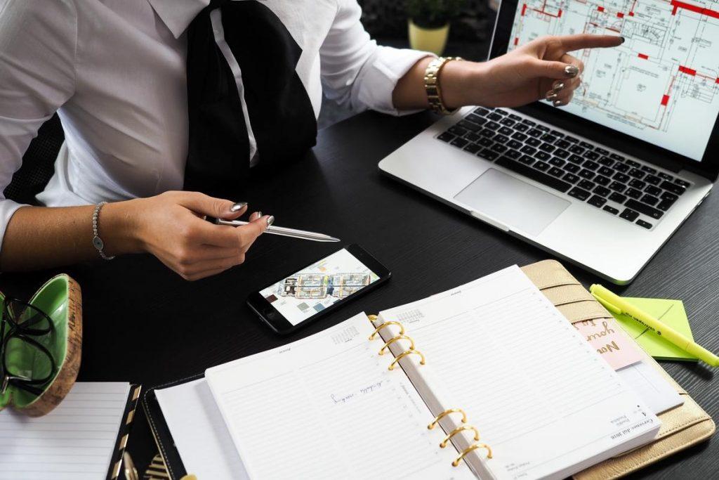 Feng Shui Beratung im Büro