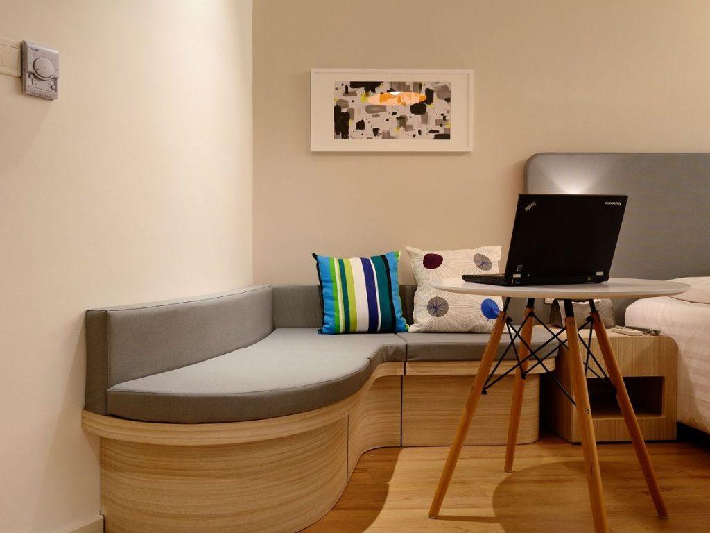 Feng Shui im Gästezimmer - Komfort und Struktur