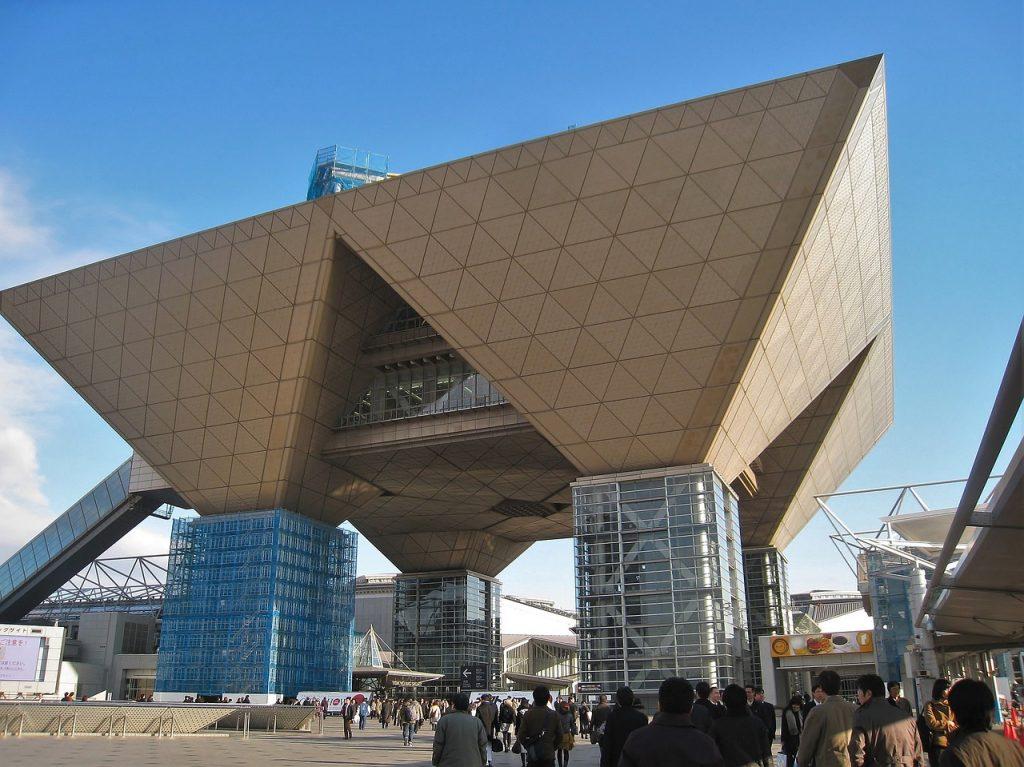 Messeauftritt - Tokyo International Exhibition Center