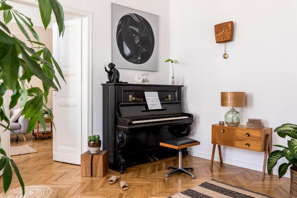 Feng Shui Clearing - Klavier